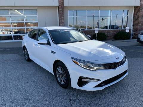 2020 Kia Optima for sale at Head Motor Company - Head Indian Motorcycle in Columbia MO