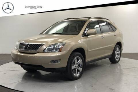 2009 Lexus RX 350 for sale at Stephen Wade Pre-Owned Supercenter in Saint George UT