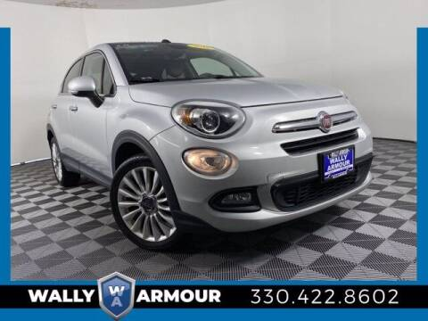 2016 FIAT 500X for sale at Wally Armour Chrysler Dodge Jeep Ram in Alliance OH