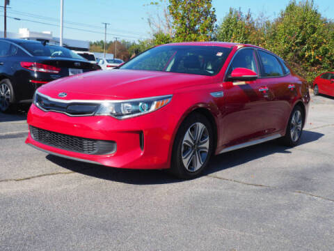 2017 Kia Optima Hybrid for sale at Southern Auto Solutions - Georgia Car Finder - Southern Auto Solutions - Kia Atlanta South in Marietta GA