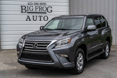 2016 Lexus GX 460 for sale at Big Frog Auto in Cleveland TN