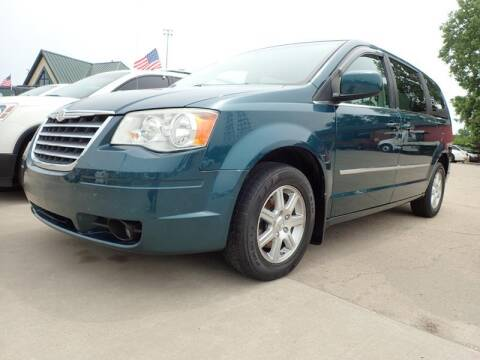 2009 Chrysler Town and Country for sale at RPM AUTO SALES in Lansing MI