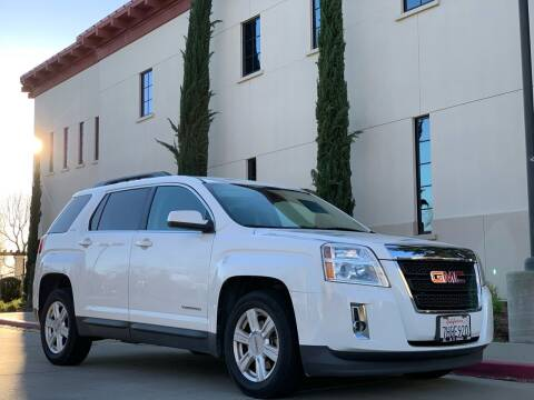 2015 GMC Terrain for sale at Auto King in Roseville CA