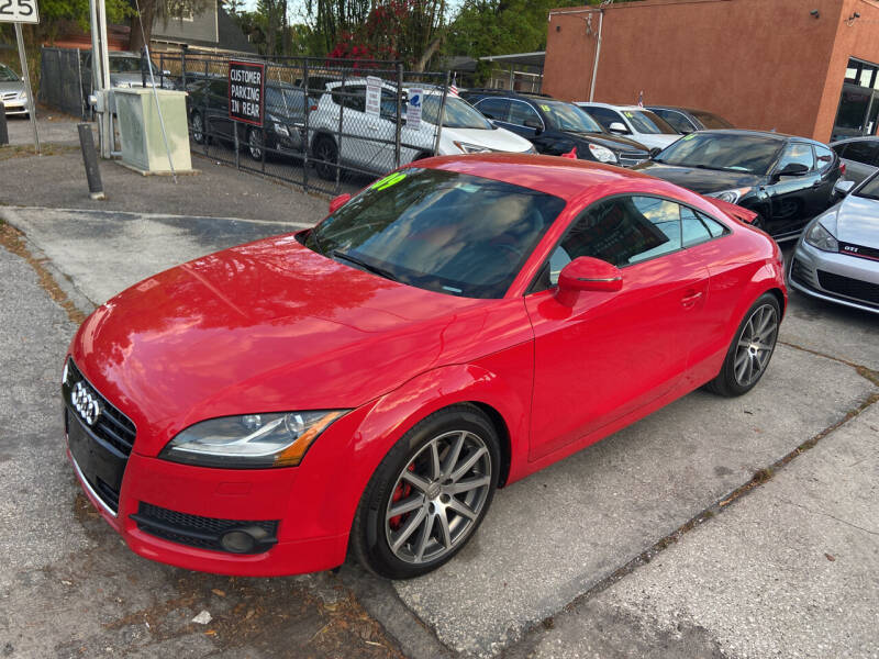 2009 Audi TT for sale at Kings Auto Group in Tampa FL