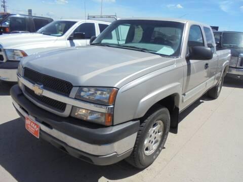 2004 Chevrolet Silverado 1500 for sale at KICK KARS in Scottsbluff NE