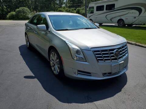 2014 Cadillac XTS for sale at Mancuso Country Auto in Batavia NY