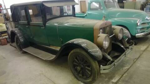 1925 FRANKLIN AT for sale at L & L CLASSIC CARS in Marlow OK