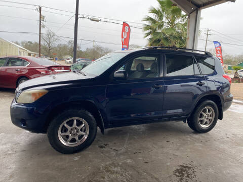 2007 Toyota RAV4 for sale at M & M Motors in Angleton TX