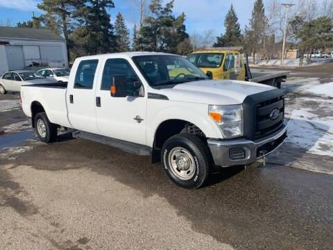 2015 Ford F-350 Super Duty for sale at Four Boys Motorsports in Wadena MN