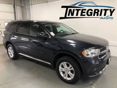 2013 Dodge Durango for sale at Integrity Motors, Inc. in Fond Du Lac WI