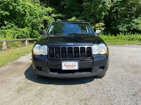 2009 Jeep Grand Cherokee for sale at Beaver Lake Auto in Franklin NJ