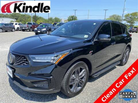 2020 Acura RDX for sale at Kindle Auto Plaza in Cape May Court House NJ