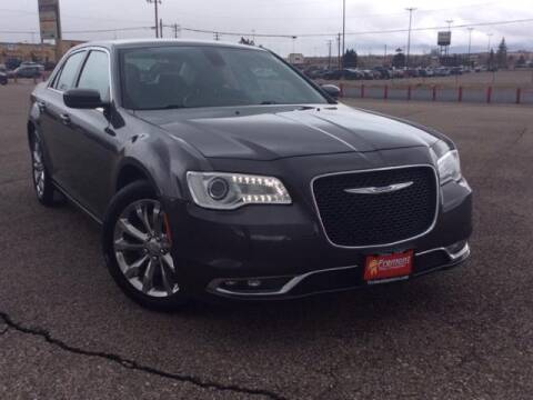 2017 Chrysler 300 for sale at Rocky Mountain Commercial Trucks in Casper WY