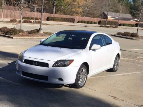 2008 Scion tC for sale at Two Brothers Auto Sales in Loganville GA