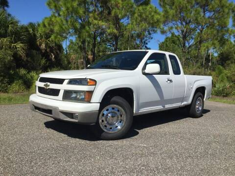 2010 Chevrolet Colorado for sale at VICTORY LANE AUTO SALES in Port Richey FL