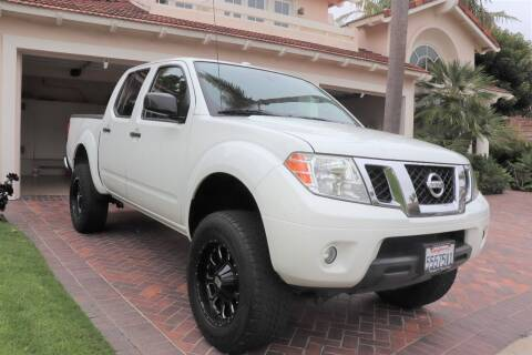2015 Nissan Frontier for sale at Newport Motor Cars llc in Costa Mesa CA