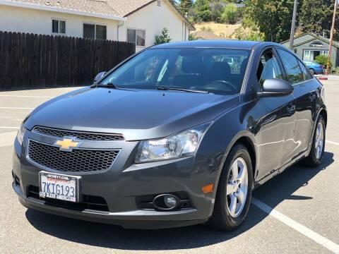 2013 Chevrolet Cruze for sale at JENIN MOTORS in Hayward CA