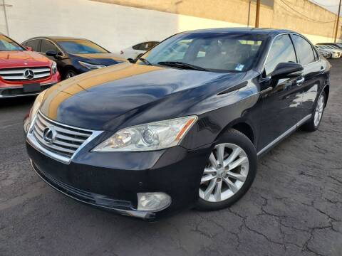 2012 Lexus ES 350 for sale at Auto Center Of Las Vegas in Las Vegas NV
