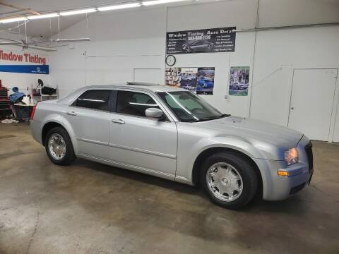 2007 Chrysler 300 for sale at McMinnville Auto Sales LLC in Mcminnville OR