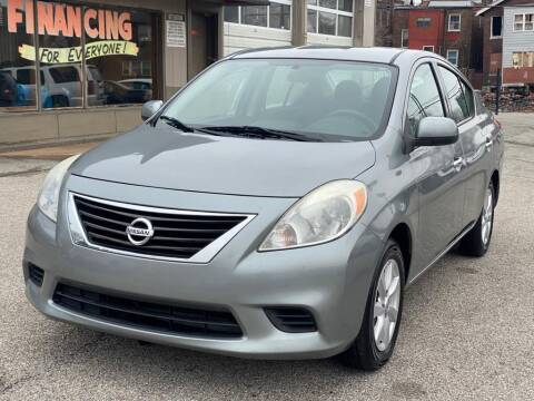 2014 Nissan Versa for sale at IMPORT Motors in Saint Louis MO