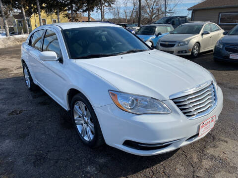 2012 Chrysler 200 for sale at Truck City Inc in Des Moines IA