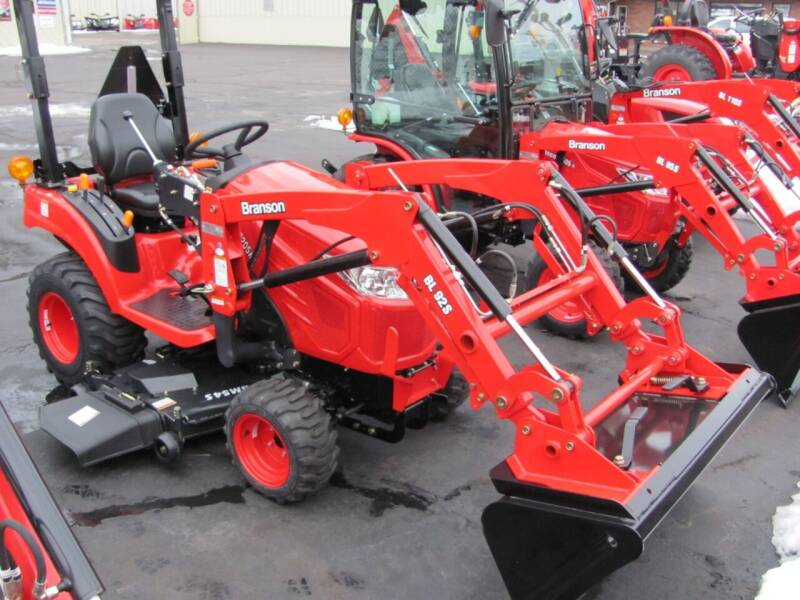 2020 Branson 2205H for sale at Kens Auto Sales in Holyoke MA