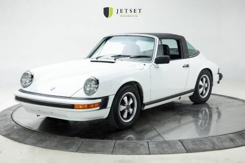 1977 Porsche 911 for sale at Jetset Automotive in Cedar Rapids IA