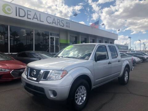 2018 Nissan Frontier for sale at Ideal Cars in Mesa AZ