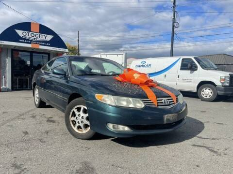 2002 Toyota Camry Solara for sale at OTOCITY in Totowa NJ