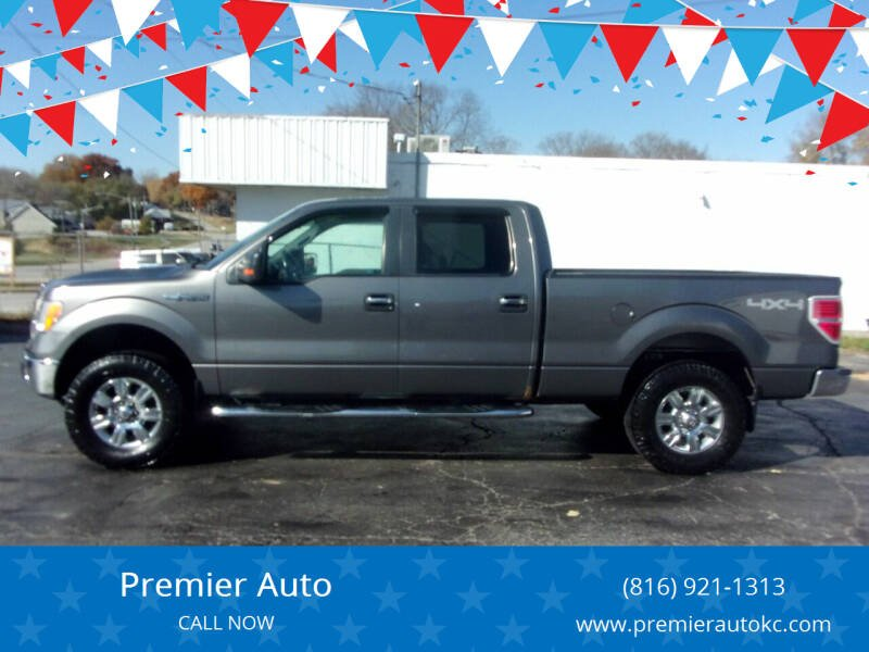 2010 Ford F-150 for sale at Premier Auto in Independence MO