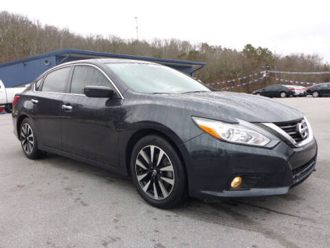 2018 Nissan Altima for sale at Viles Automotive in Knoxville TN