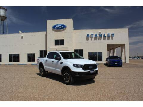 2021 Ford Ranger for sale at STANLEY FORD ANDREWS in Andrews TX
