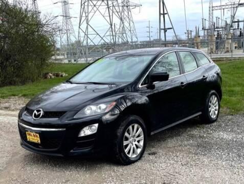 2012 Mazda CX-7 for sale at Del Sol Auto Mart in Des Plaines IL