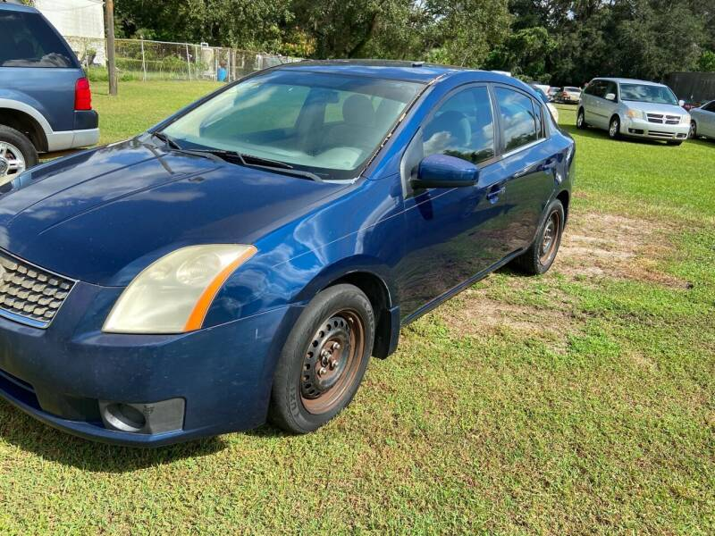 2007 Nissan Sentra for sale at Massey Auto Sales in Mulberry FL