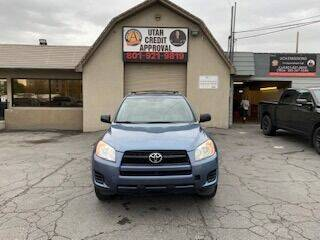 2011 Toyota RAV4 for sale at Utah Credit Approval Auto Sales in Murray UT