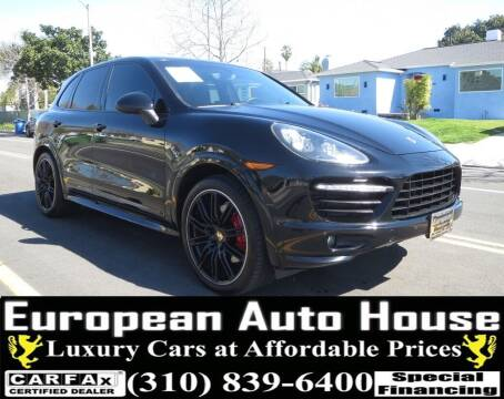 2013 Porsche Cayenne for sale at European Auto House in Los Angeles CA