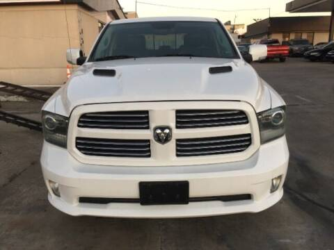 2014 RAM Ram Pickup 1500 for sale at Auto Limits in Irving TX