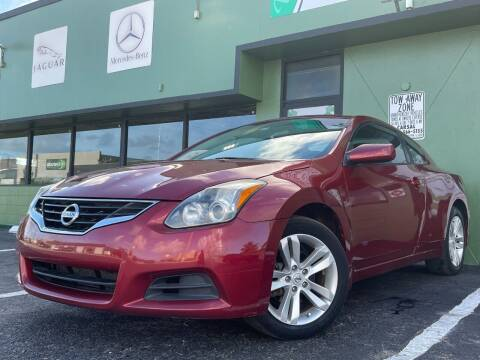 2013 Nissan Altima for sale at KARZILLA MOTORS in Oakland Park FL