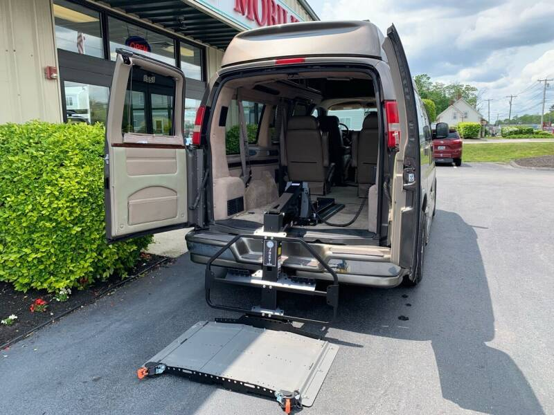 2004 Chevrolet Express Cargo for sale at Adaptive Mobility Wheelchair Vans in Seekonk MA