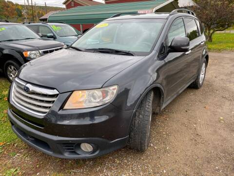 2008 Subaru Tribeca for sale at Richard C Peck Auto Sales in Wellsville NY