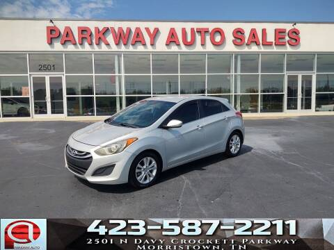 2014 Hyundai Elantra GT for sale at Parkway Auto Sales, Inc. in Morristown TN
