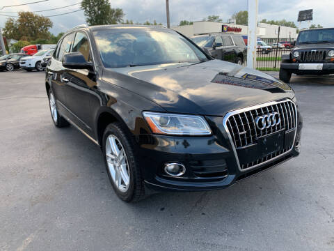 2016 Audi Q5 for sale at Summit Palace Auto in Waterford MI