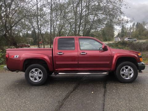 2010 Chevrolet Colorado for sale at Grandview Motors Inc. in Gig Harbor WA
