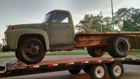1955 Ford F-600 for sale at Classic Car Deals in Cadillac MI