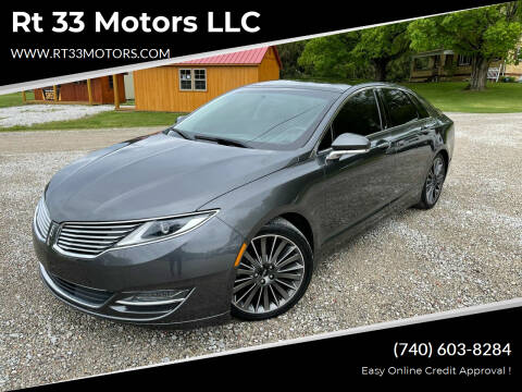2015 Lincoln MKZ Hybrid for sale at Rt 33 Motors LLC in Rockbridge OH