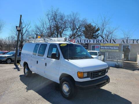2004 Ford E-Series Cargo for sale at Auto Tronix in Lexington KY