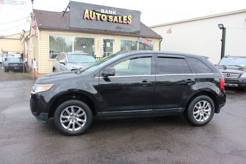 2011 Ford Edge for sale at BANK AUTO SALES in Wayne MI