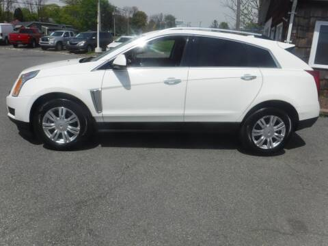 2013 Cadillac SRX for sale at Trade Zone Auto Sales in Hampton NJ