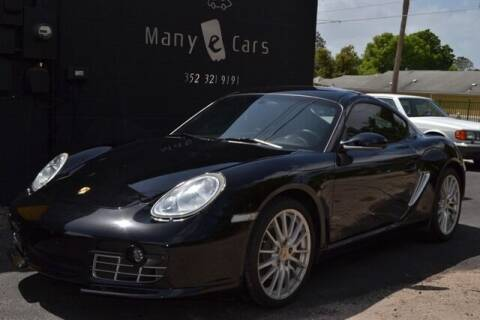 2008 Porsche Cayman for sale at ManyEcars.com in Mount Dora FL