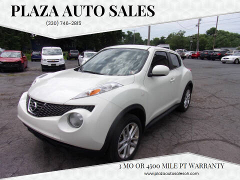 2011 Nissan JUKE for sale at Plaza Auto Sales in Poland OH